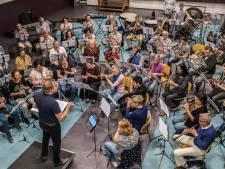 Sint Cecilia fietst zaterdag van concert naar concert