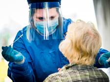 Vijf nieuwe ziekenhuisopnamen en 111 besmettingen vastgesteld in de regio