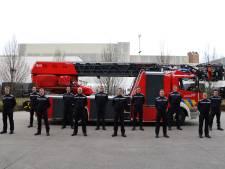 24 nieuwe brandweermannen en -vrouwen starten hun opleiding bij Brandweer Zone Antwerpen