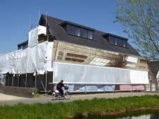 Appartementen in vervallen restaurant Polsbroek nog dit jaar af