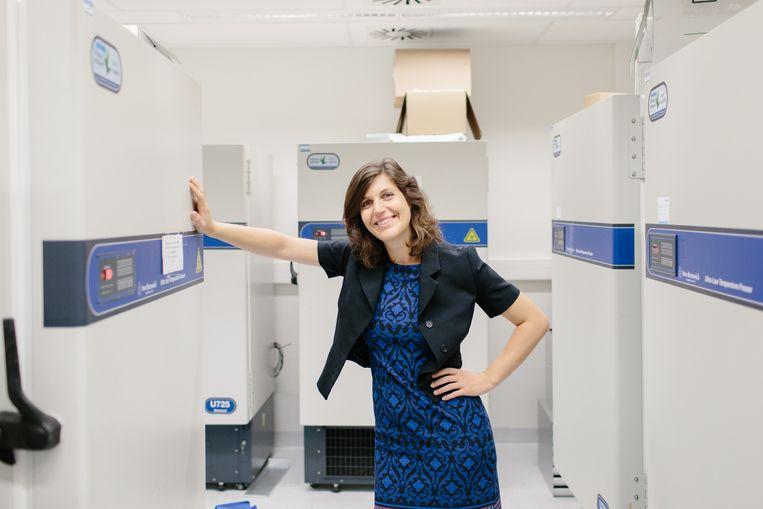 Doris Vandeputte, wetenschapper Vlaams Instituut voor Biotechnologie