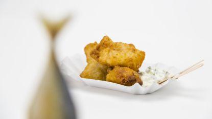 Streetfood bij je thuis: kibbeling