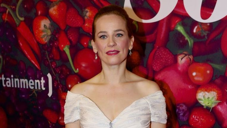 Actrice Lies Visschedijk speelt de hoofdrol in 'Soof'. Beeld anp