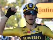Wout Van Aert remporte la 5e étape du Tour, Alaphilippe perd le maillot jaune