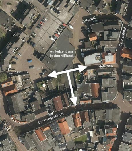 Akkoord over verhuizing van bieb Oldenzaal en sloop passage Vijfhoek
