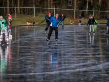 IJsclub Losser: 'Vandaag niet schaatsen, hopelijk morgen wel'