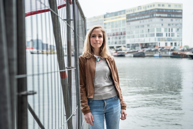 De Nederlandse ondernemer Eline Leijten is de vrouwonvriendelijke behandeling door investeerders beu. Beeld Simon Lenskens