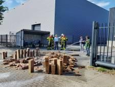 Weer brand bij aanmaakblokjesfabriek in Oisterwijk? 'Ja, maar deze keer ging het om een test'