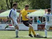 Tweede team Longa'30 knikkert FC Trias uit beker