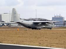 'Hercules-oldtimers' op Vliegbasis Eindhoven versneld vervangen
