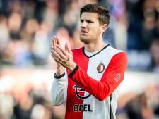 Michiel Kramer is niet langer een speler van Feyenoord