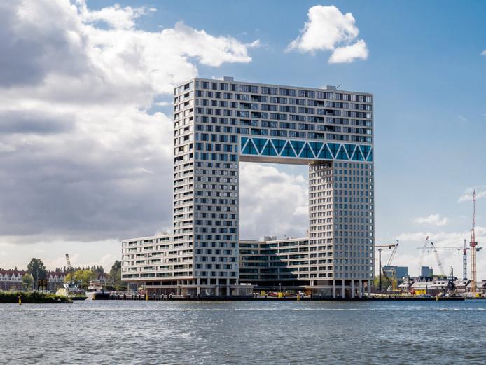 De Pontsteiger in Amsterdam.