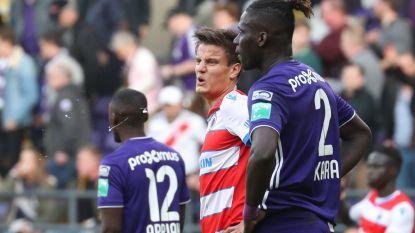 VIDEO. Vier goals, maar geen winnaar na intense topper: Anderlecht en Club houden elkaar in bedwang