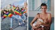 SHOWBITS. K3 maakt Nederland onveilig en Astrid Coppens geeft borstvoeding