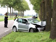Hannie Schaftweg (N351) bij Emmeloord afgesloten geweest na ongeval