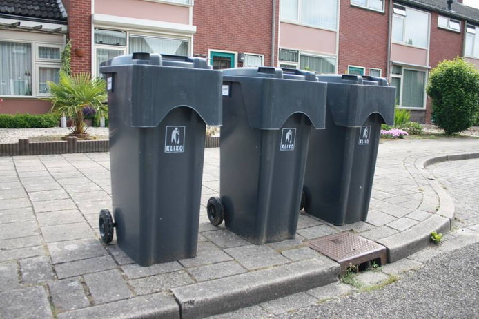 De afvalstoffenheffing in de gemeente Voorst gaat de komende jaren omhoog.