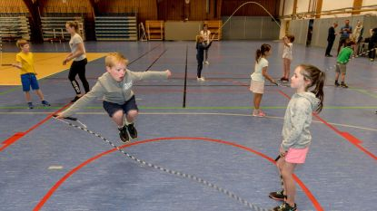 Niet áltijd voetbal: kinderen op sportieve ontdekking