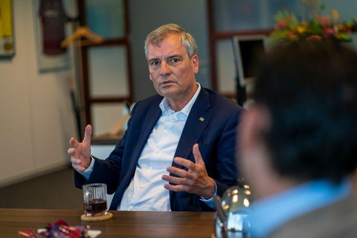 Eric van Schagen, voorzitter VNO-NCW Brabant Zeeland.