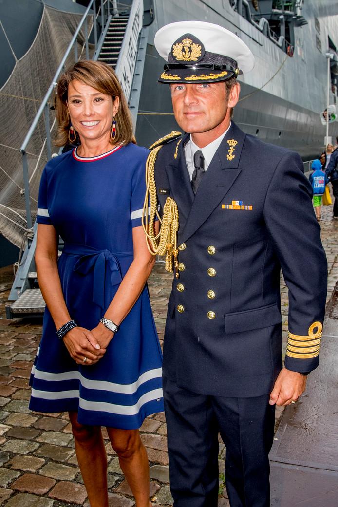 Prins Maurits werd op 1 mei 2013, daags na de inhuldiging van Willem-Alexander tot koning, bevorderd tot Kapitein-Luitenant ter Zee en adjudant in buitengewone dienst. De ceremonie vond plaats op marineschip Karel Doorman in Den Helder.