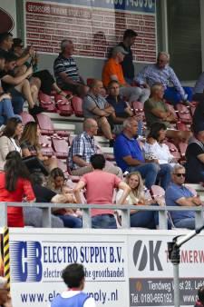BVV Barendrecht-voorzitter: Sluiting kantine en weren publiek zijn dolksteek in de rug voor veel sportclubs