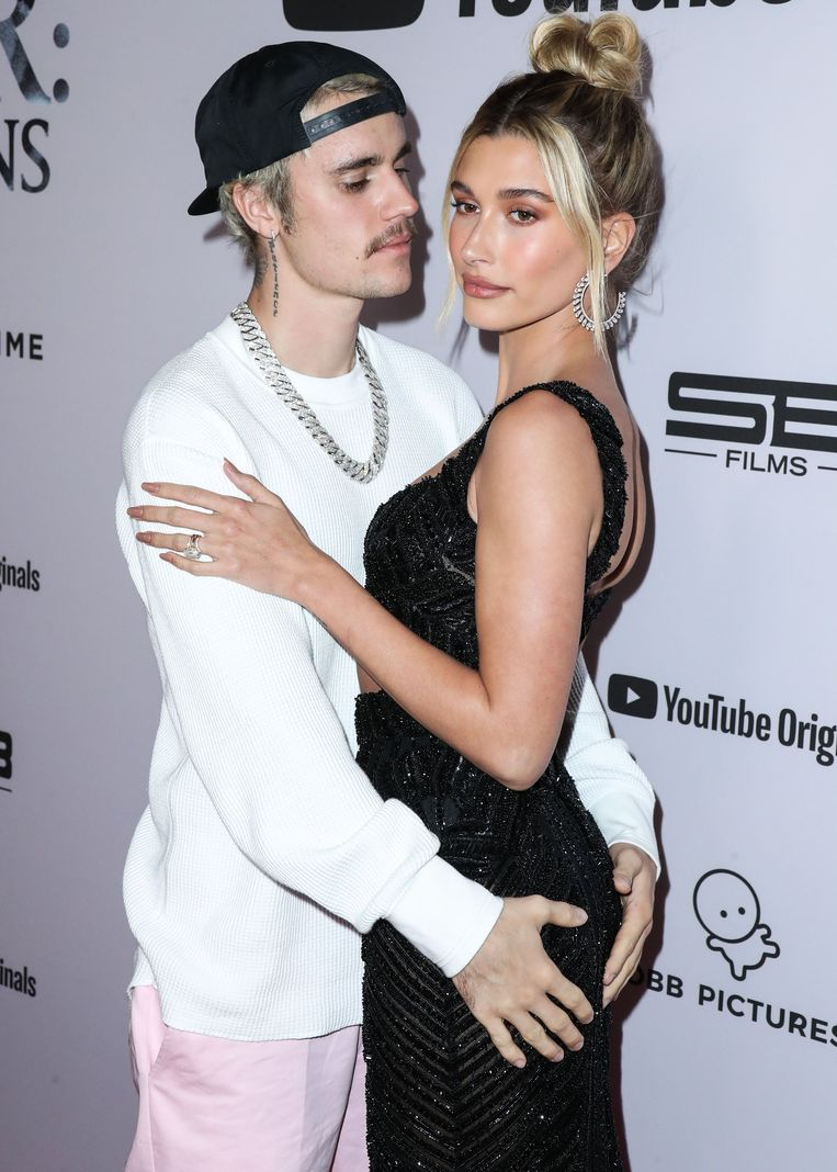 Justin Bieber en Hailey Baldwin.
