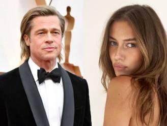 De liefde is alweer op: Brad Pitt en Duitse Nicole Poturalski na drie maanden uit elkaar