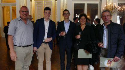 Leerlingen VTI Poperinge winnen Prijs Focus Aarde met onderzoek naar windenergie