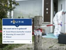 Politie zet banners in om moord in Rilland op te lossen