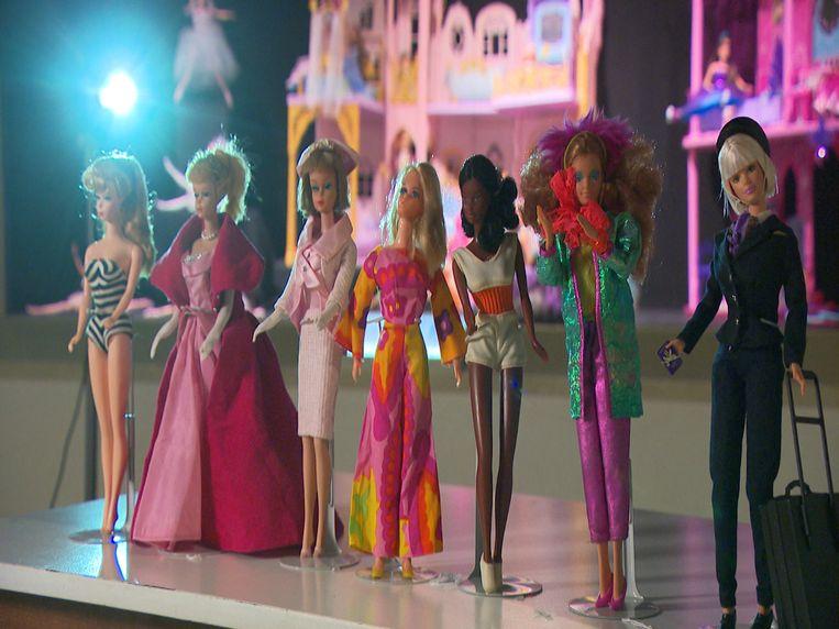 Barbie doorheen de jaren
