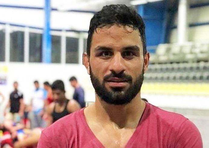 Navid Afkari (27) werd ter dood veroordeeld wegens de moord op een medewerker van een waterbedrijf.