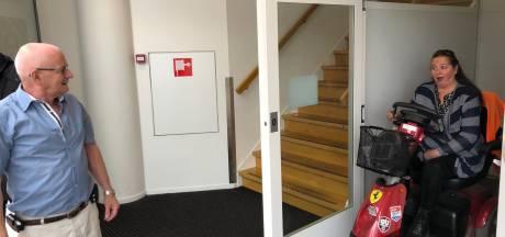 Nog geen oplossing voor lift gezondheidscentrum Eindhoven