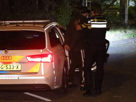 Drie mannen in de boeien geslagen na achtervolging in Arnhem