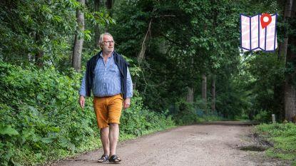 """De warmste vakantieplek van Vlaanderen, met auteur Mark De Block: """"Ontdek de Gratiebossen in Zele"""""""