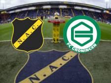 NAC - FC Groningen