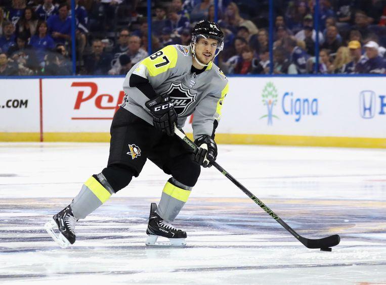 Sidney Crosby, titelverdediger met Canada, zal de Winterspelen vanuit zijn zetel moeten volgen.