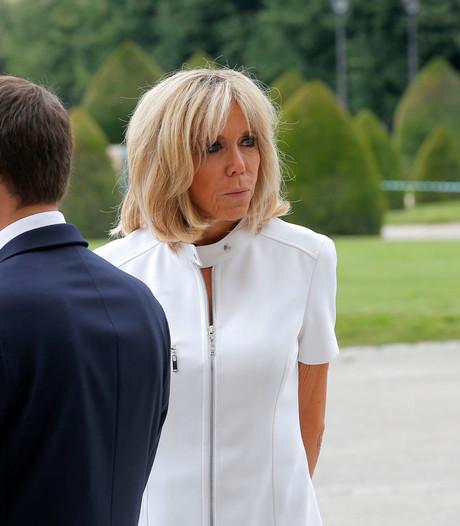 Macron geeft uitleg over rol van zijn Brigitte