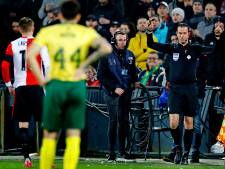 Dit is waarom arbiter Nijhuis een penalty aan Fortuna Sittard gaf tegen Feyenoord