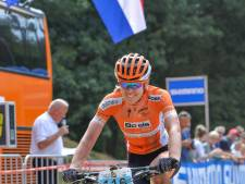 Van der Breggen tweede in eerste MTB-wedstrijd van het jaar