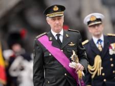 Le roi Philippe a commémoré l'Armistice à Bruxelles
