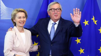 Tusk roept Europees Parlement op om voordracht von der Leyen te steunen