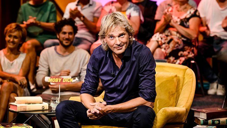 Matthijs van Nieuwkerk: 'De culturele zendeling in mij slaapt nooit' Beeld Annemieke van der Togt