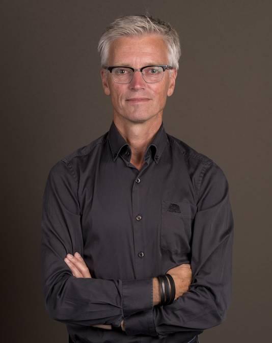 Jeroen Goes, bestuurder van Fluvium