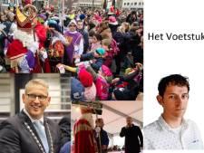 U weet, burgemeester Van den Belt: wie stout is, krijgt de roe...