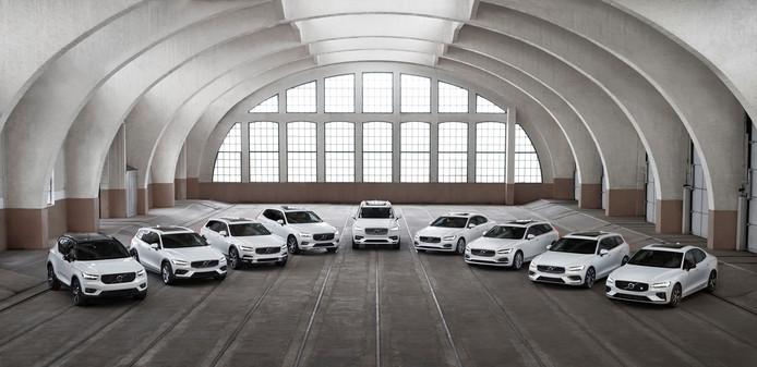 Volvo wil dat elk model straks een elektromotor heeft