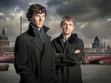 Martin Freeman vindt Sherlock niet leuk meer