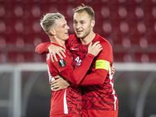 AZ pakt koppositie in Europa League na klinkende zege op Rijeka