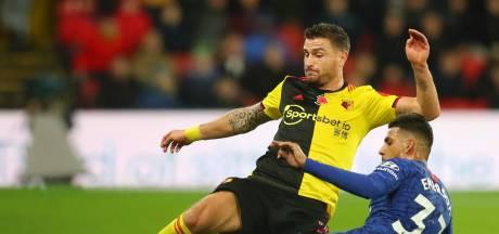 Transfervrije Janmaat wacht op een eredivisieclub: 'De knie is in orde'