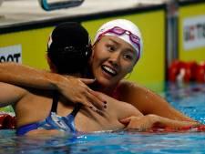 Wereldrecord voor zwemster Liu Xiang