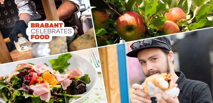 Meierijstad nam actief deel aan het consumentenprogramma Brabant Celebrates Food in het We Are Food-jaar 2018 in Brabant.