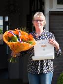 Mariet van der Bruggen-van der Zee.